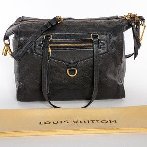 LOUIS VUITTON Empreinte Lumineuse Shoulder Bag